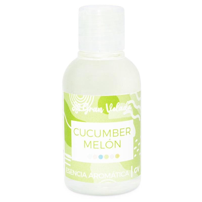 Essencia aromatica cucumber melão