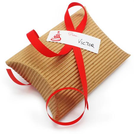 Adesivos para presentes de natal