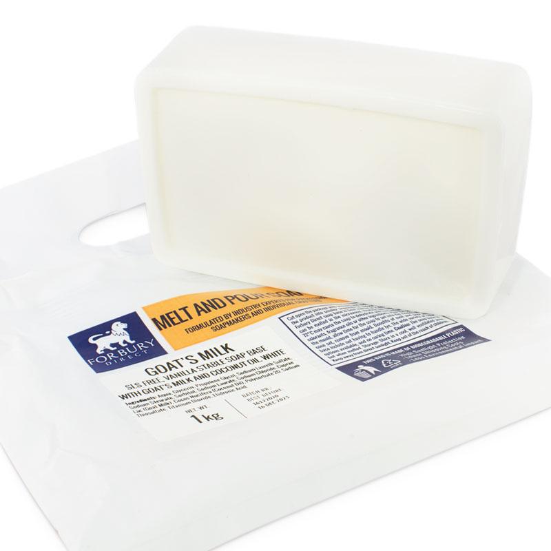 Jabon base de leche de cabra por mayor