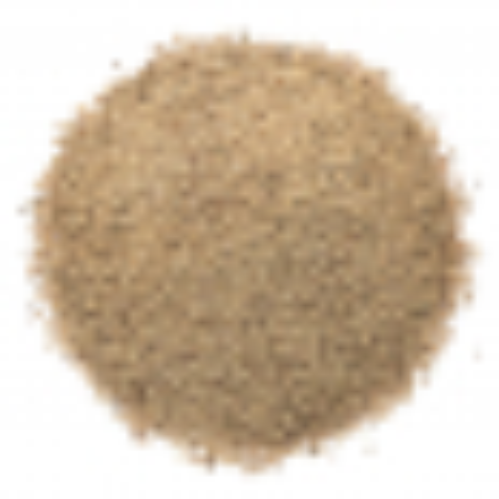 Granulos exfoliantes cascara de nuez de 500 micras
