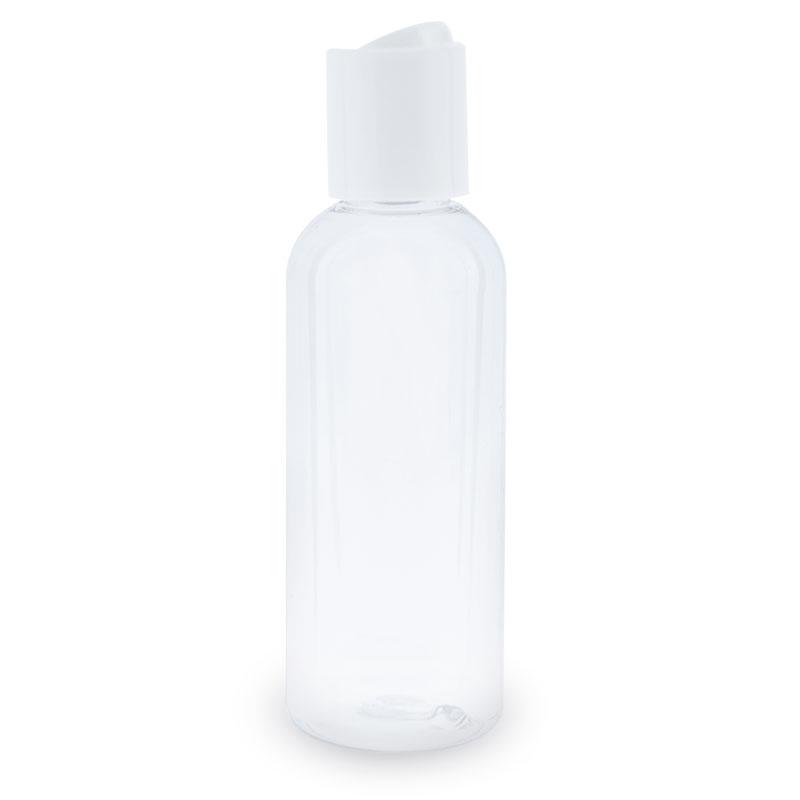 Botella pet 65 ml tapon dis-top