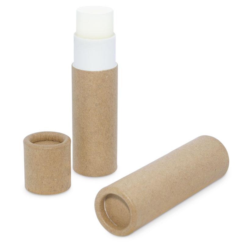 Envase de carton para labiales