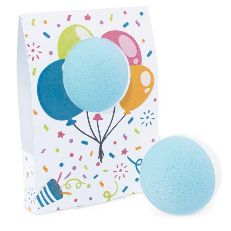 Caja globos para packaging