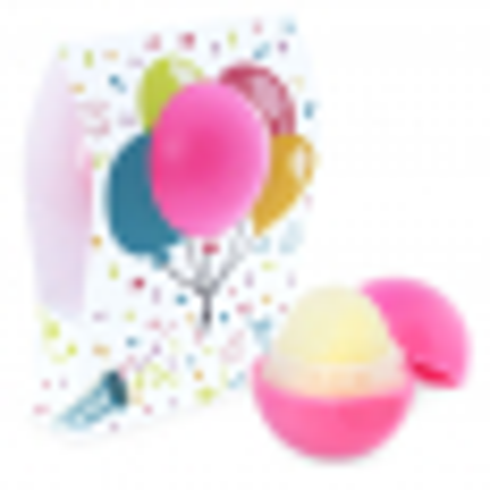 Caja globos para labiales