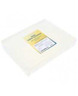 Base jabon glicerina transparente sin sls 1kg
