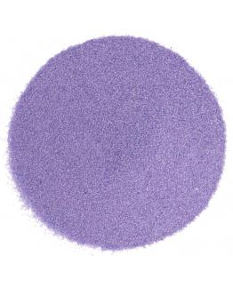 Areia de cor violeta