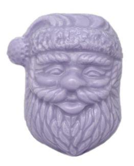 Molde rosto Pai Natal