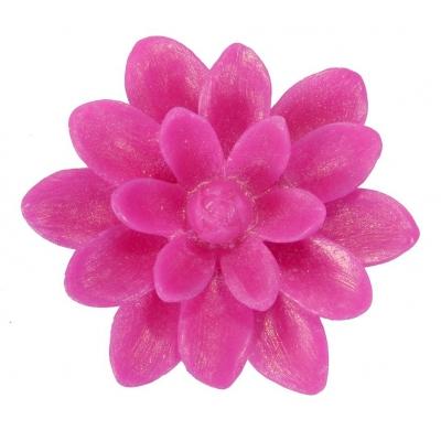 Moldes para velas flotantes flor de lotus