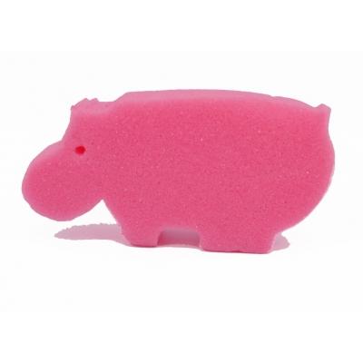 Esponja de banho hipopotamo