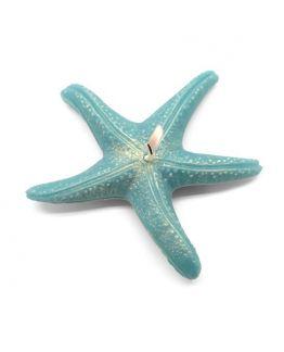 Estrela Marinha, molde para fazer velas