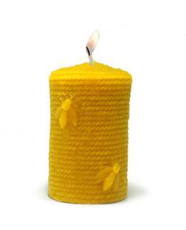 Molde para velas, Círio com Abelhinhas