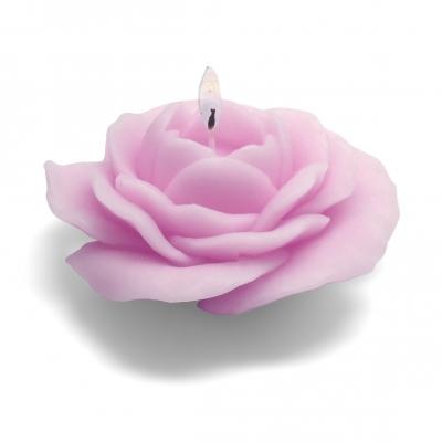 Rosa Deluxe, molde para fazer velas