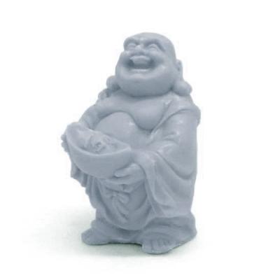 Buda Contente, molde de silicone
