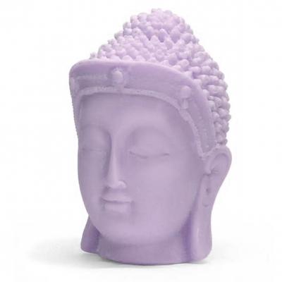 Buda com Coroa nº1, molde para fazer sabonetes