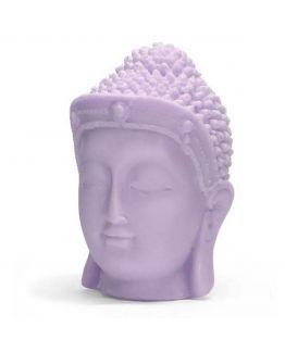 Molde para hacer tus propios jabones Buda con corona.