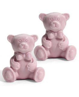 Molde para fazer sabonete, 4 ursinhos teddy