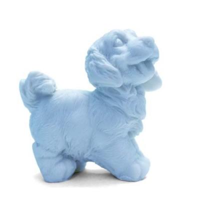 Molde para hacer jabón, cachorro