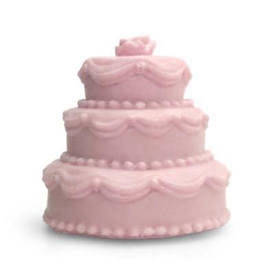 Molde para fazer sabonete boda, bolo de novios 1