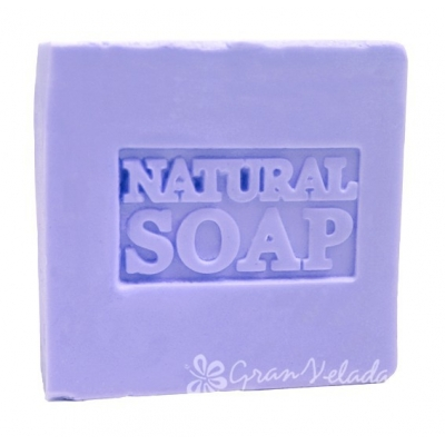Carimbo Estampa para sabonetes natural soap