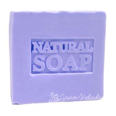 Tampon para jabon natural soap
