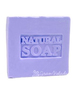 Tampón para jabón natural soap