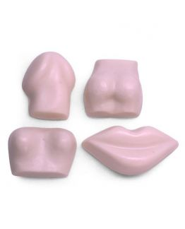 Molde para jabon formas eroticas