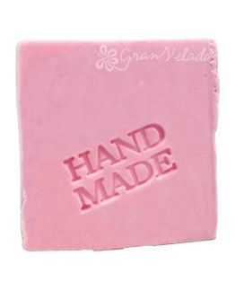 Sello para jabones handmade DIY