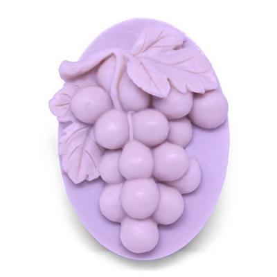Molde para fazer pastilha de sabonete cacho de uvas