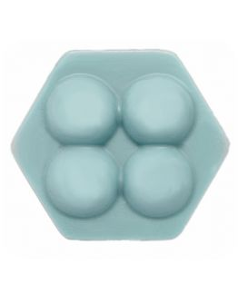 Molde de silicone industrial Hexagonal com bolinhas