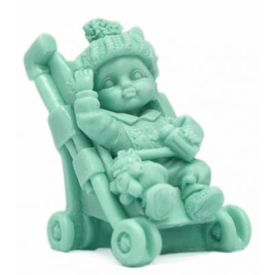 Moldes para fazer sabonete carrinho de bebê