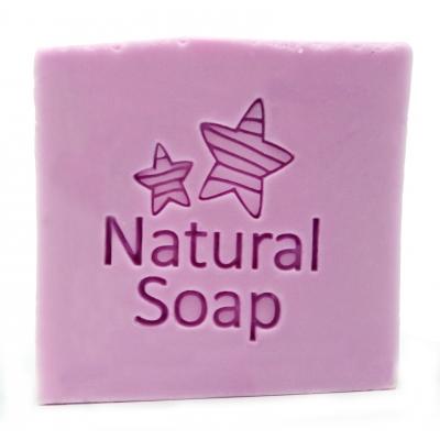 Carimbo para sabonete, Estrela Soap.