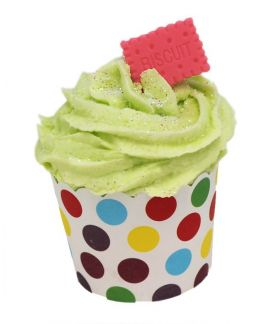 Capsulas de cupcake bolinhas