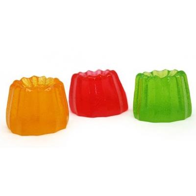 Molde para fazer sabonetes 4 Gelatinas mini.