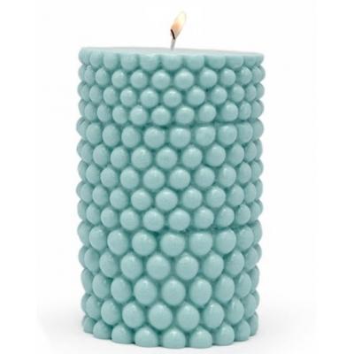 Molde para fazer velas diy Bolinhas