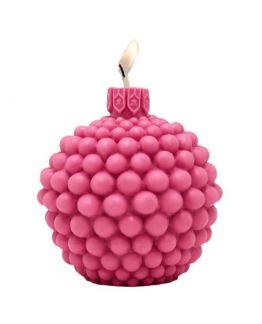 Molde velas navidad Bola de Bolitas
