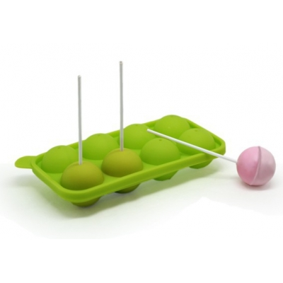 Molde de Popcake, 8 bolas.