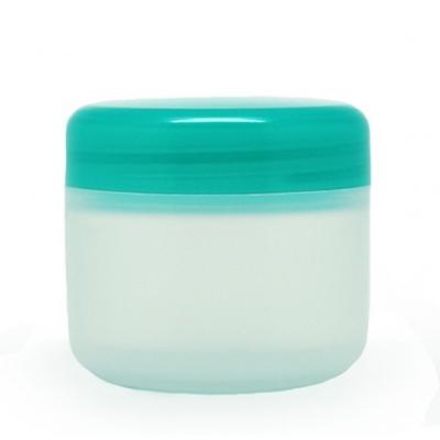 Tarro 50 ml con obturador y tapa verde
