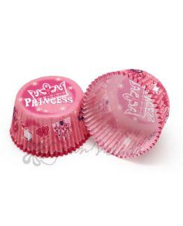 Cápsula de papel para muffin de sabonete, Princess