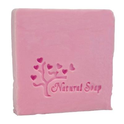 Sello para jabones, Natural Soap Árbol de Corazones