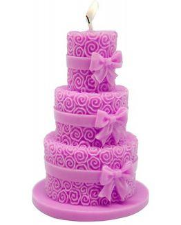 Molde bolo 3 andares para velas