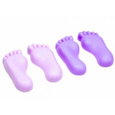 Molde de silicona pies pequeños