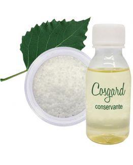 Cosgard ó Geogard 211, conservante natural para cosmética.
