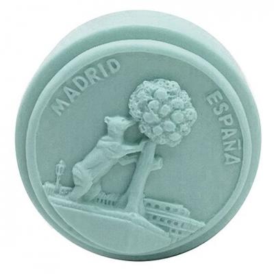 Souvenir Madrid, molde de silicone.