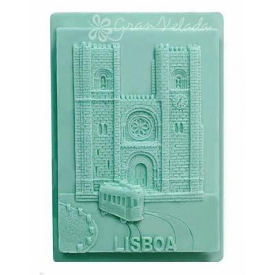 Souvenir Portugal, Molde de silicona. Lisboa.