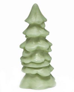 Molde silicona abeto natalino mediano