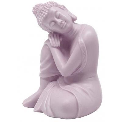 Buda da sorte, molde para velas