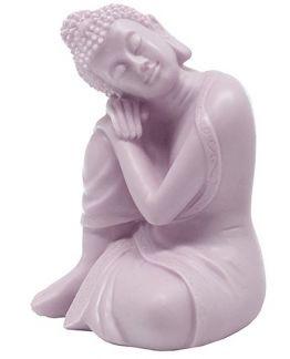 Buda de la suerte, molde para velas