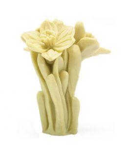 Molde para fazer velas florais, Bouquet 3D