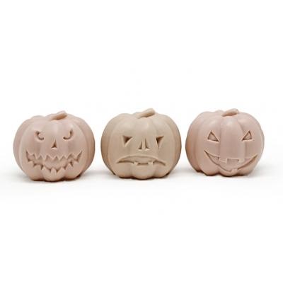 Molde 3 calabazas para hacer manualidades halloween