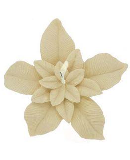 molde flor de pascua